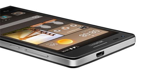 Smartphone Huawei Ascend G6 4G Zwart 8GB
