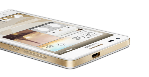 Smartphone Huawei Ascend G6 8GB 4G Wit