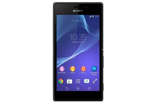 Smartphone Sony Xperia M2 Zwart 8GB