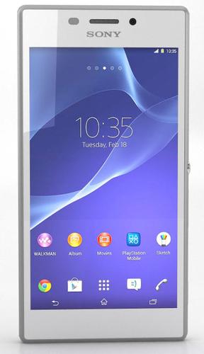 Smartphone Sony Xperia M2 Wit 8GB