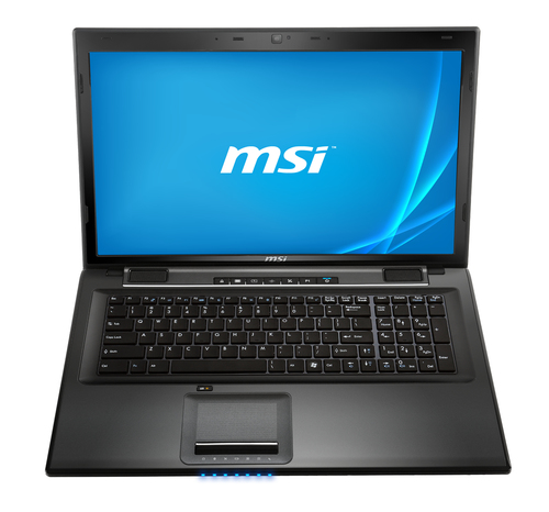 Laptop MSI Classic CR70 2M-282BE notebook