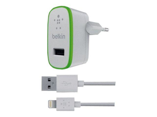 Belkin F8M865VF03-WHT oplader voor mobiele apparatuur