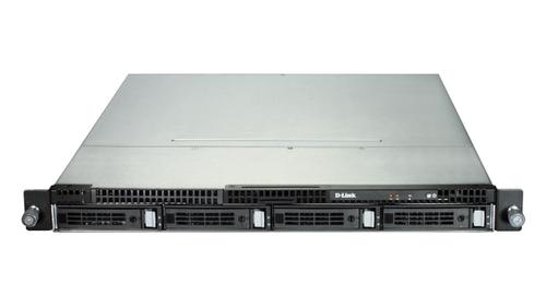 D-Link DNS-1560-04 Serveur de stockage Rack (1 U) Ethernet/LAN Noir serveur de stockage