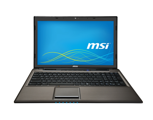 Laptop MSI Classic CR61 2M-857BE notebook