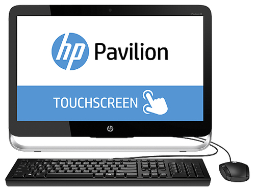 All-in-one HP Pavilion 23-p019nb
