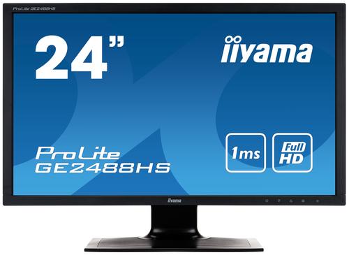 Scherm iiyama ProLite GE2488HS-B1 LED display