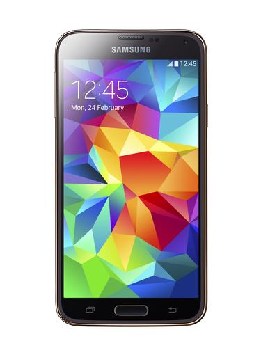 Smartphone Samsung Galaxy S5 SM-G800F 16GB 4G Goud