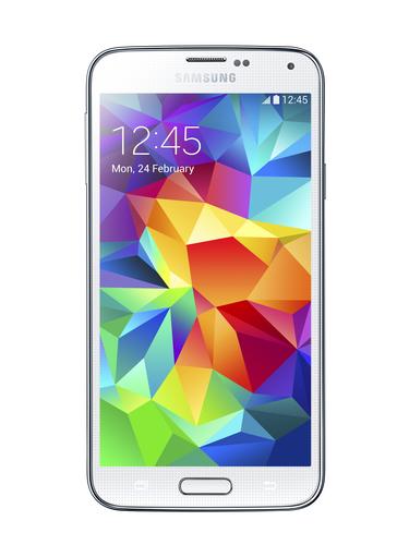 Smartphone Samsung Galaxy S5 SM-G800F 16GB 4G Wit