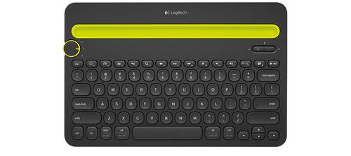 Toetsenbord Logitech K480