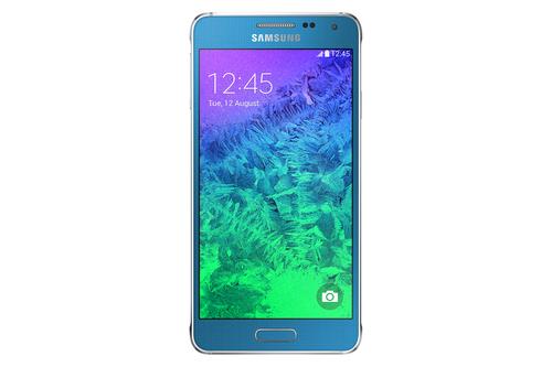Smartphone Samsung Galaxy Alpha SM-G850F 4G Blauw