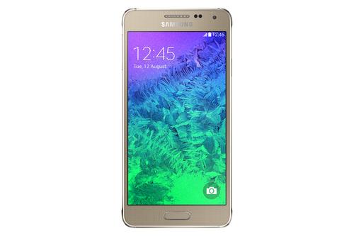 Smartphone Samsung Galaxy Alpha SM-G850F 4G Goud
