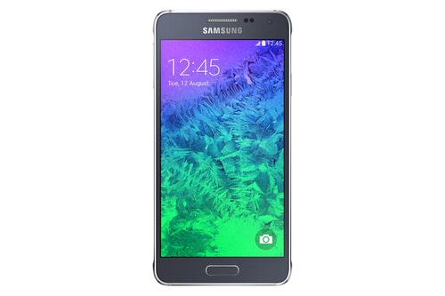 Smartphone Samsung Galaxy Alpha SM-G850F 4G Zwart