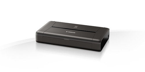 Inktjet & Foto Printer Canon PIXMA iP110 + battery