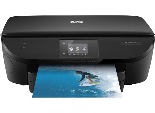 HP ENVY 5640 e-AiO 4800 x 1200DPI Jet d'encre A4 12ppm Wifi Noir multifonctionnel