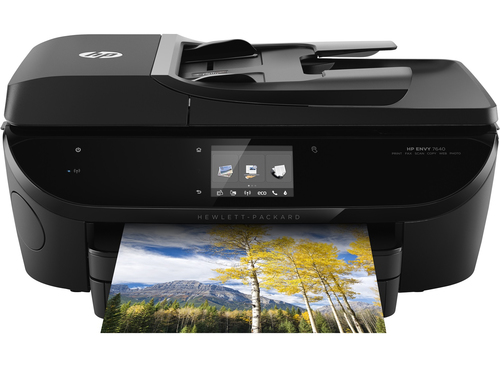 All-in-One Printer HP ENVY 7640 e-AiO