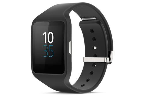 Sony Smart Watch 3 SWR50 (Metal Wrist Band) - Silver