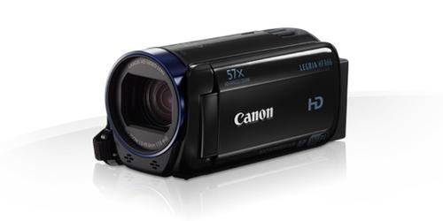 Canon LEGRIA HF R66 Caméscope portatif 3.28MP CMOS Full HD Noir
