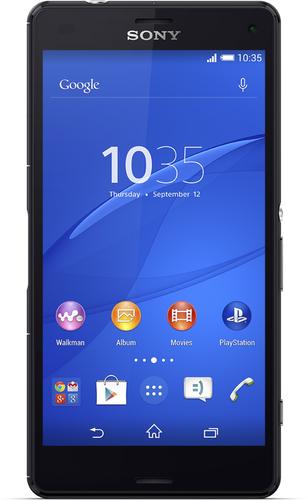 Smartphone Sony Xperia Z3 Compact 4G Zwart 16GB