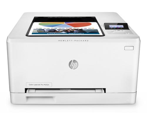 Laser Printer HP LaserJet Color Pro M252n