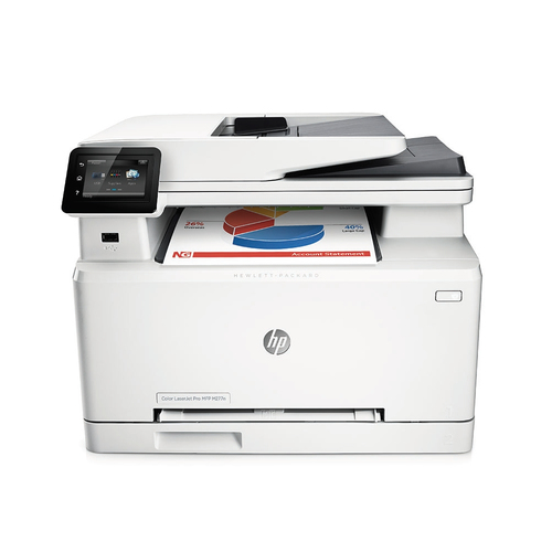All-in-One Printer HP LaserJet Color Pro MFP M277n
