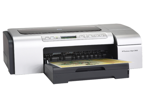 Inktjet & Foto Printer HP Business Inkjet 2800