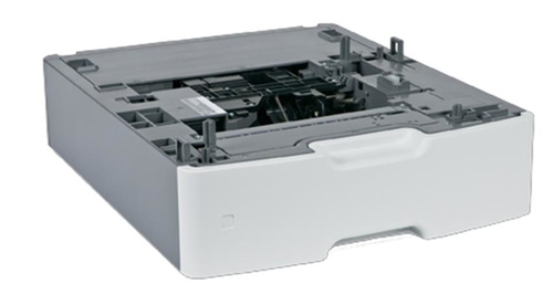 Print accessoire Lexmark C73x, X73x 550 vel extra invoerlader (incl. lade)