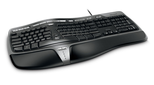 Toetsenbord Microsoft Natural Ergonomic Keyboard 4000