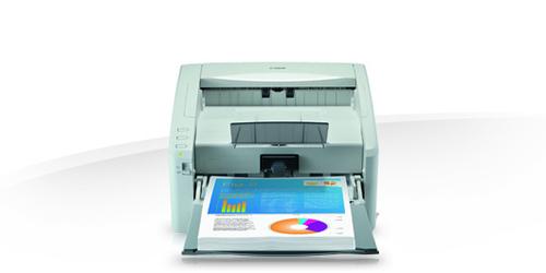 Canon imageFORMULA 6010C Alimentation papier de scanner 600 x 600DPI A4 Blanc