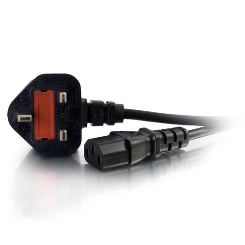 Stroomkabel C2G 2m Universal Power Cord