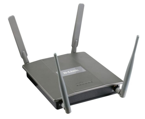 Access Point Extender D-Link Wireless N Quadband Unified Access Point