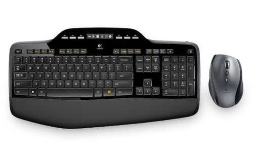 Toetsenbord Logitech MK710