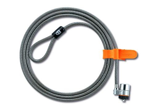 Veiligheid Accessoire Kensington MicroSaver®-laptopsslot, bulkverpakking (25) - Master Keyed