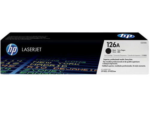 Laser Toner HP 126A originele zwarte LaserJet tonercartridge