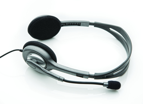 Audio hardware Logitech H110