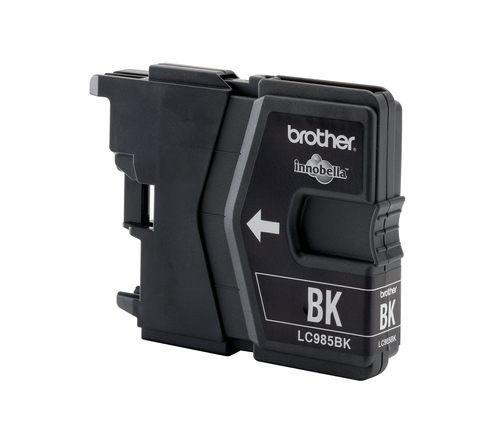 Inktpatroon Brother LC985BK