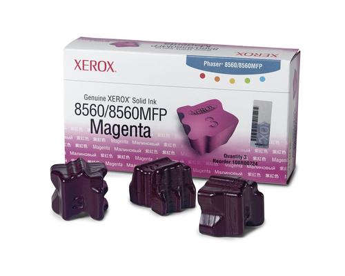 Inktpatroon Xerox Originele Solid Ink 8560MFP/8560 Magenta (3.400 pagina's)