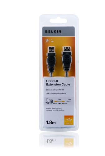 Belkin F3U153CP1.8M USB-kabel