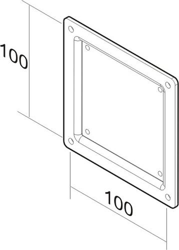 Accessoire Newstar VESA adapter plate