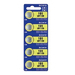 Mini Alkaline 5 Strip Pack Mercury Free Model
