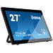 Display LCD 27in Prolite T2735MSC-B2 - AMVA+ LED-Backlit Multitouch Full HD 5ms/ Black