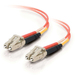 Patch Cable Fiber Optic Mmf Duplex Lc / Lc 50/125 1m