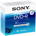 DVD-R 8CM 30 MIN. RECORDABLE   SUPL - 5PK