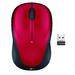 Wireless Mouse M235 Red