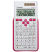 F-715SG white&pink/Scientific Calculator