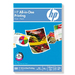 Papel de impresi&oacute;n para impresoras multifunci&oacute;n HP - 250 hojas/A4210 x 297 mm