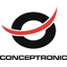 "Conceptronic Grab'n'GO Harddisk to TV Media Player 2.5"" 100GB Black digital media player"