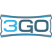3GO HDDVBT35 media player & recorder (HDDVBT35, 8436531551551)