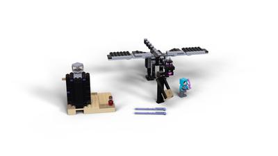 Lego Minecraft The Last Fight Lego 21151 5702016370898 Brickshop Lego En Duplo Specialist