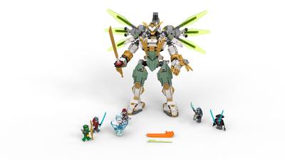 Lego Ninjago Lloyd S Titan Mech Lego 70676 5702016365535 Brickshop Lego En Duplo Specialist