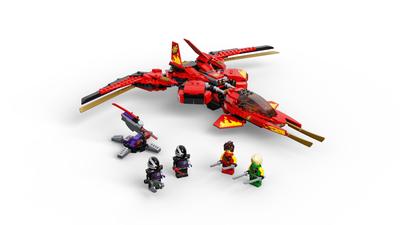 Lego Ninjago Kai Fighter Lego 71704 5702016616903 Brickshop Lego En Duplo Specialist